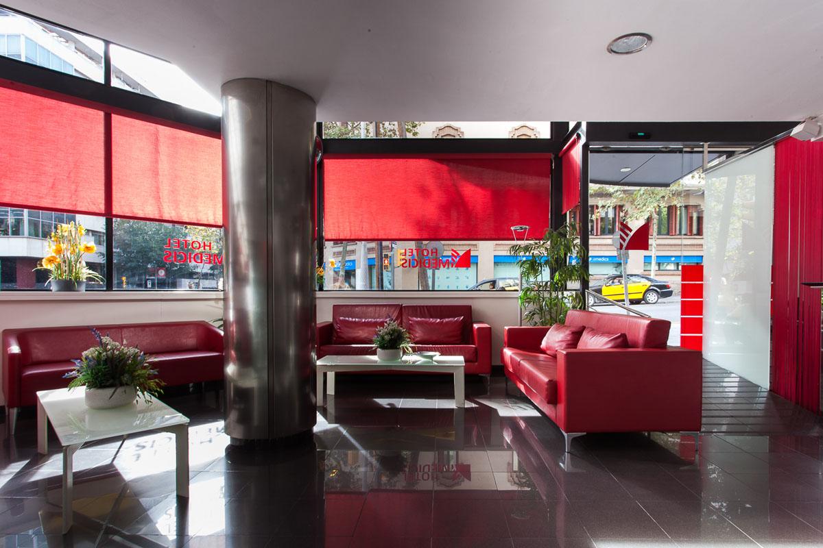 Hotel Medicis | Sala